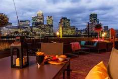 Afternoon Tea & 'Bottomless' Prosecco for 2 @ Hilton Docklands via Wowcher was £84 now £29