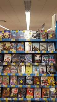 Any 2 DVDS for £16.00 at tesco instore & online