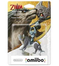 Wolf Link Amiibo £14.98 Delivered @ Nintendo