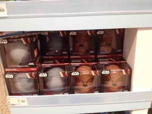 Star Wars nightlight - £5 instore @ ASDA