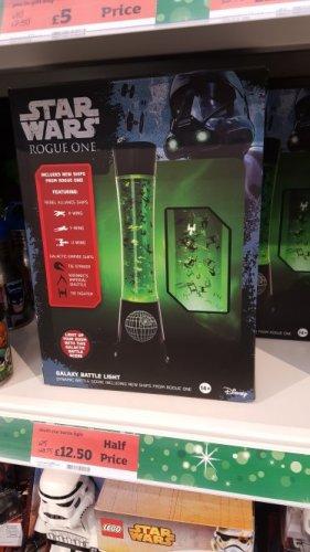 Death star Rogue one Battle light half price £12.50 @ Sainsbury's