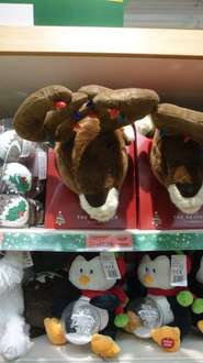 Sainsbury's Rufus the Reindeer | Sainsbury's - £12.50