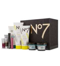 Star gift from Friday 16th No 7 City lights beauty collection was £80 will be £39 @ Boots