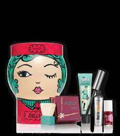 30% off everything today with code eg Girlesque full makeup kit worth over £75 was £44.50 now £31.15 with 2 free samples delivered @ Benefit