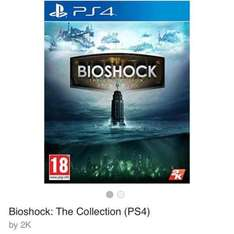 Bioshock PS4 £24 at Amazon PRIME NOW ONLY