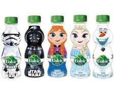 FREE Star Wars or Frozen Volvic Mineral Water 330ml Limited Edition - ASDA buy & claim via Checkoutsmart - collectable?