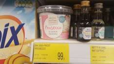 PROSECCO flavoured frosting @b&m 99p