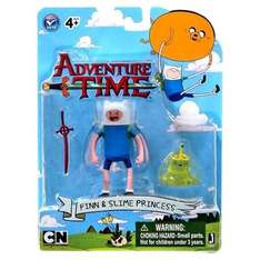 Adventure time 3 inch figures Home Bargains Instore - £2.49