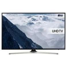 Samsung UE40KU6020 Smart 4K Ultra HD 40 Inch LED TV with Freeview HD - £331.55 instore @ Tesco Direct