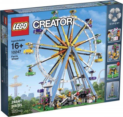 Lego Ferris wheel £134.99 @ John Lewis