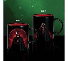 Star Wars Death Star Heat Changing Mug @ ARGOS was £7.99 NOW £3.99 (when you add to basket and checkout)