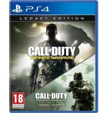 COD Infinite warfare upgrade £24.99 @ PSN