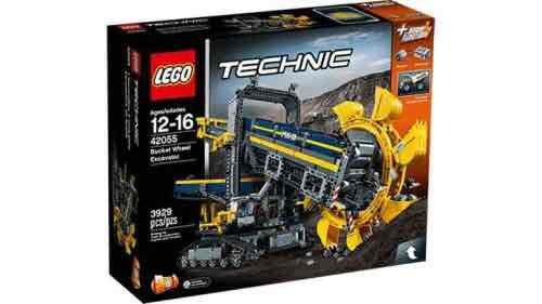 LEGO Technic 42055 Bucket Wheel Excavator £145 @ John Lewis