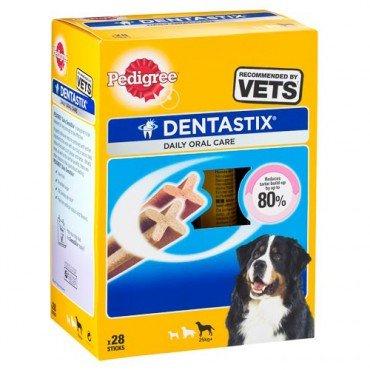 Pedigree Dentastix Large Dog Dental Chews 4 Pack £6 (£1.50 per pack) @ Poundland