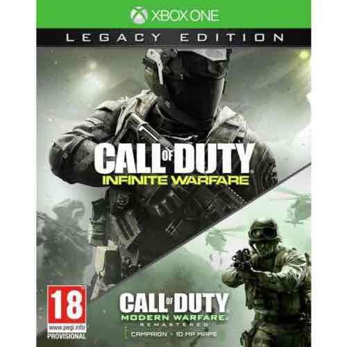 Call of Duty Legacy Edition £44.99 Argos