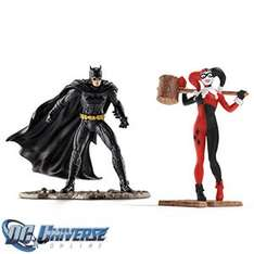 Schleich: Justice League Batman vs. Harley Quinn £4.99 instore + £3.49 Delivery RRP £20 @ Home Bargains