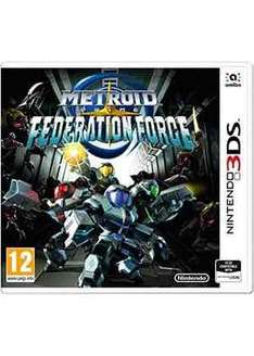 Metroid prime federation force (3DS) £14.85 @ Base