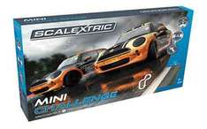 Scalextric C1355 Mini Challenge Race Set was £39.99 NOW ONLY £32 (rrp £79.99) delivered @ Amazon