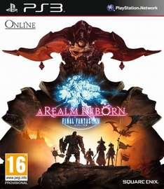 [PS3] Final Fantasy XIV: A Realm Reborn - £1.25 Delivered - Grainger Games (Free Upgrade to PlayStation 4 Version PLUS 14 days)