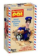 Postman Pat Word Rhyming Game £1.49 instore @ Home Bargains