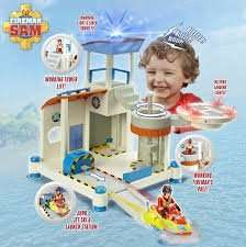 Fireman Sam Ocean Rescue Playset £17.99 incl Delivery @ Amazon / Tullabeg Toys