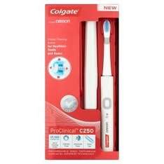 Colgate ProClinical C250 Electric Toothbrush was £60.00 now £17.50 (Rollback Deal)@ Asda
