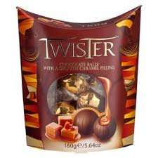 Twister Caramel Wraps 160g £1 @ Poundland