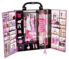 Barbie fashionistas Closet £19.99 instore @ Sainsburys