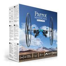 Parrot Blue Rolling Spider Mini Flying Drone Quadcopter Factory Refurbished £23.88 @ Scan