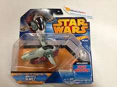 Hot Wheels Star Wars  vehicles £1.99 Home Bargains instore only!