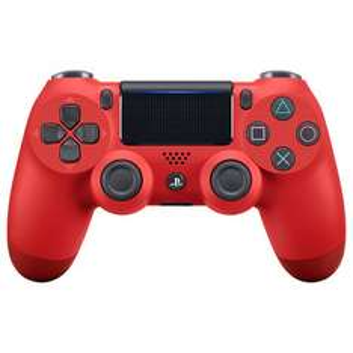 PS4 DualShock 4 Wireless Controller(v2), Magma Red £37.99 John Lewis