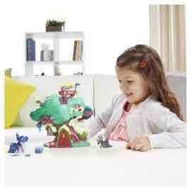 My Little Pony Friendship is Magic Golden Oak Library Playset £6.93 Tesco Direct