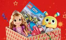 Save 1/3 off all Toys @ Tesco until Sunday (online and instore)