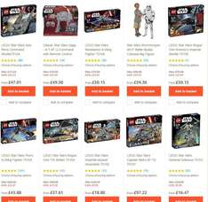 LEGO Tesco Direct Amazing Prices - Listed all the best deals here!