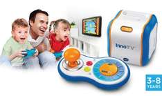 VTech InnoTV Games System £19.99 was £79.99 @ The Entertainer thetoyshop.com Free C+C or £3.99 delivery
