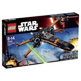 Lego Star Wars Poe's X-Wing £43.88 @ Tesco Direct