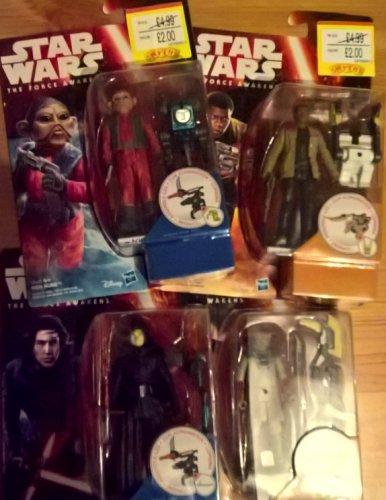 Selected star wars figures £2 - Smyths toys Online a