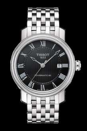 Tissot Men's Bridgeport Powermatic 80 - automatic Swiss watch - £334.22 Amazon Global Store