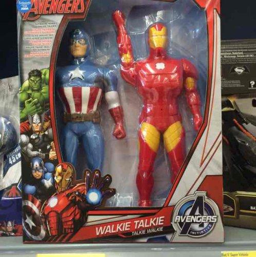 Avenger Walkie Talkies - £5.50 @ ASDA