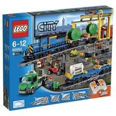 Lego City Cargo Train £75.23 @ Tesco Direct