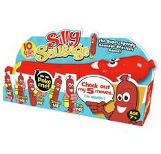 silly sausage down from £19.99 to £14.99 Argos