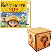 Super Mario Maker for 3DS + Free Gifts £34.99 nintendo store