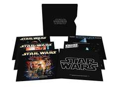 Star Wars - The Ultimate Vinyl Collection reduced £89.99 at Amazon