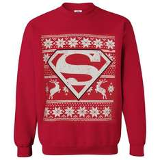 FREE NEXT DAY DELIVERY worth £3.99 on Christmas t-shirts and Jumpers (prices start from £9.99) @ Zavvi
