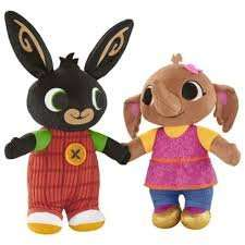 Fisher Price Best Friends Bing and Sula £21.93 at Tesco Direct online