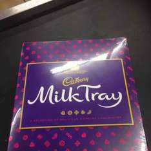 360g milk tray £2.99 @ farmfoods