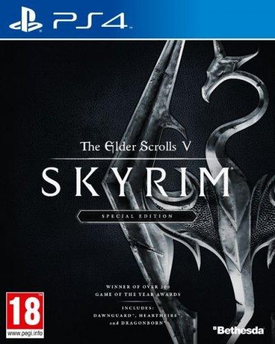 Elder Scrolls Skyrim Special Edition PS4 £26 @ Tesco