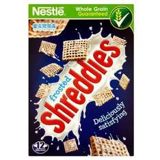 Nestle Frosted Shreddies (500g) ONLY £1.49 @ B&M