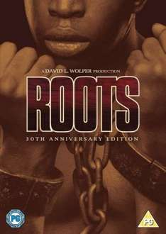 Roots - 30th Anniversary DVD £5.99 @ Zavvi
