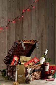 Upto 60% off BHS Christmas Gift & Home store. Xmas Hamper was £100 now £40 + £3.50 delivery